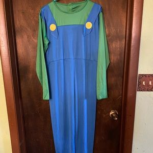 Other - Super Mario Luigi Costume